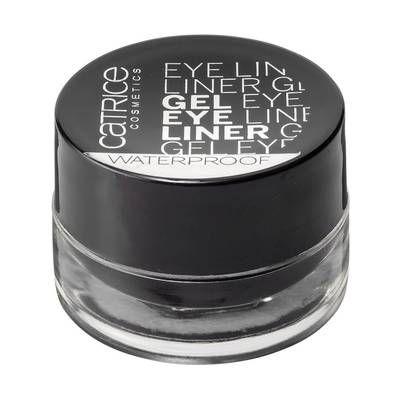 Catrice 010 Black Jack with Jack Black Waterproof Gel Eyeliner