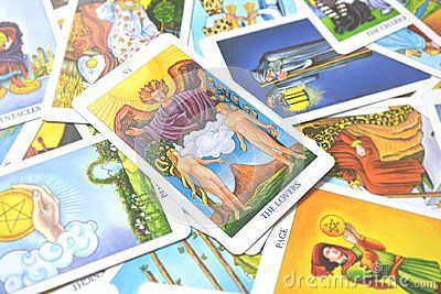 The Lovers Tarot Cards is about Love choices partnerships affection togetherness going into business with another, being duty bound, a love affair, falling in love and commitment.