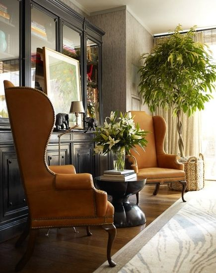 Lovely wing chair