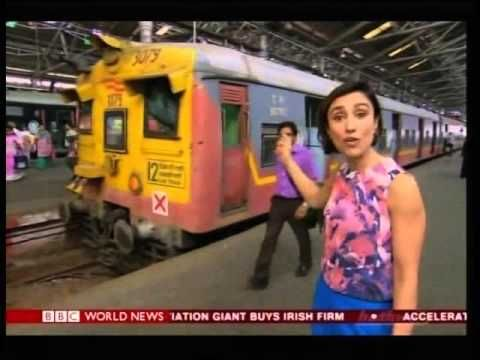 BBC Documentary Film on Mumbai Suburban Railway Part 1 Full