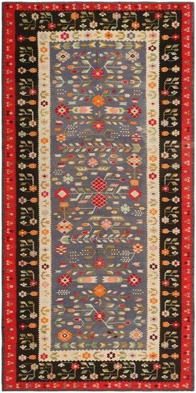 Traditional rug, Romania