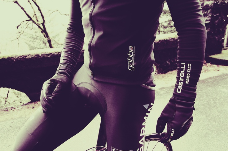 Castelli Nanoflex clothes keeps you dry when the rain keeps falling down.