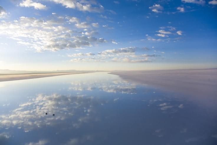 ウユニ塩湖@ボリビア