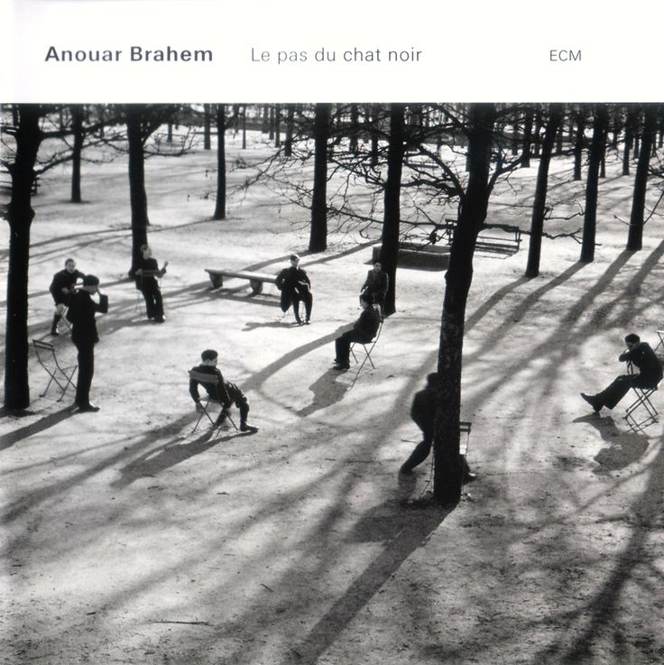 The Cover Art of ECM Record