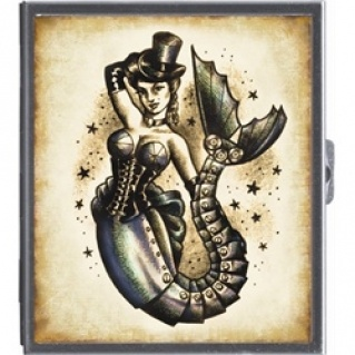 Hannah Aitchison Steampunk Mermaid