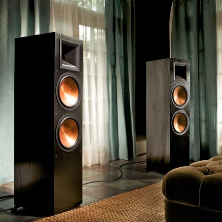 Klipsch RF-7 II tower speakers Loud speakers for those who like to rock out | The Audiophiliac - CNET News