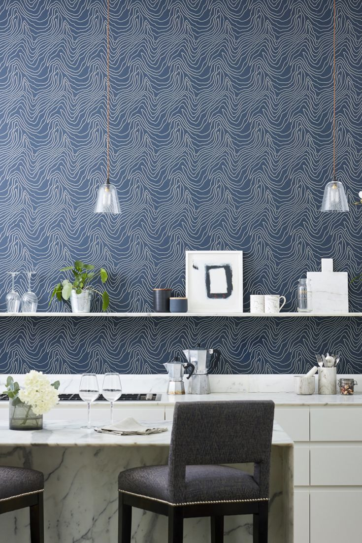 44 best kitchen wallpaper ideas images on pinterest | wallpaper