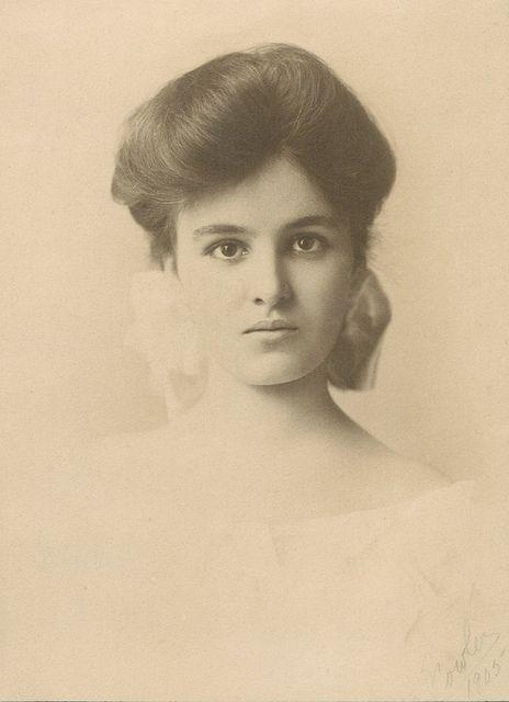 The bottom corner says: Fowler 1905.