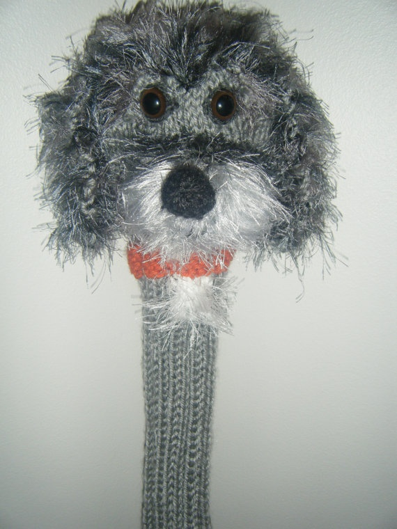 Custom Hand Knit Golf Club Covers I Ve Made Hands Golf