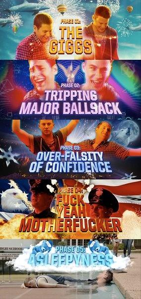 Jonah Hill and Channing Tatum - 21 Jump Street (2012)