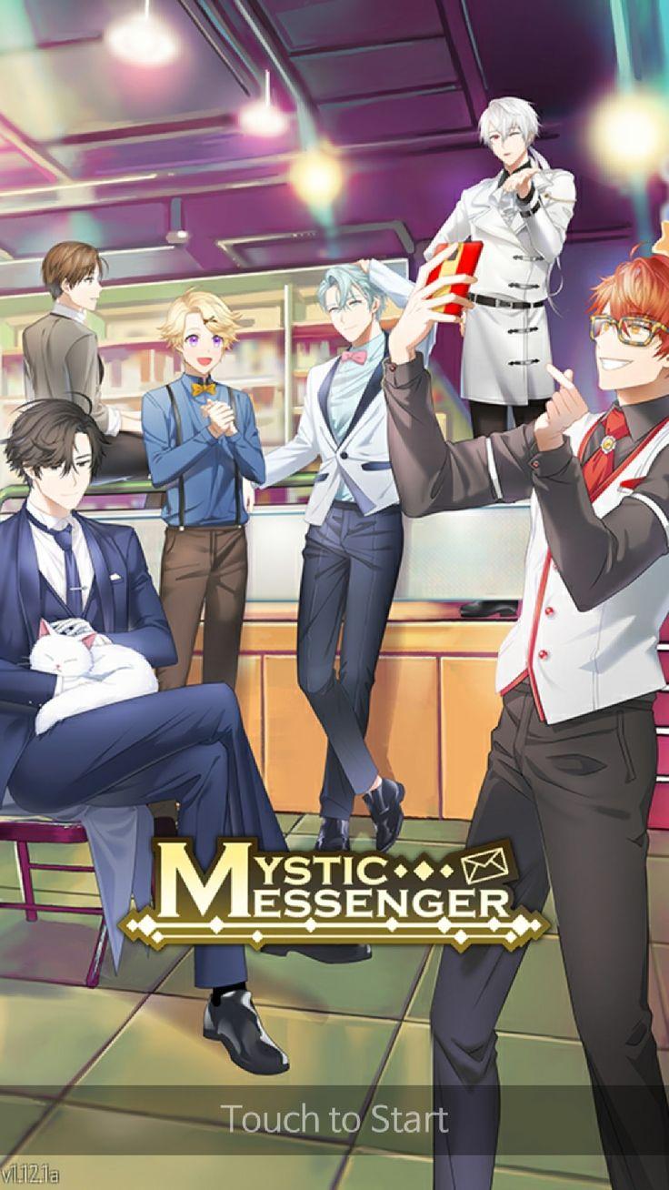 Pin oleh Shiorisuzume di Mystic Messenger Anime cowok