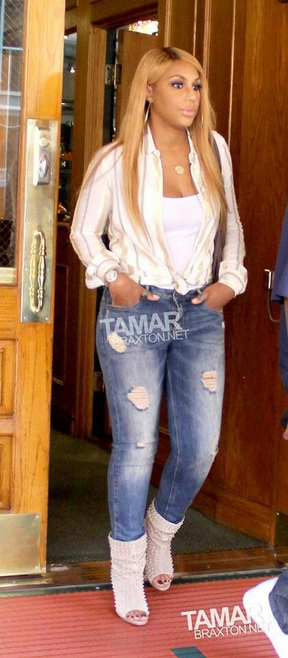 Tamar Braxton. She's seriously Perfect