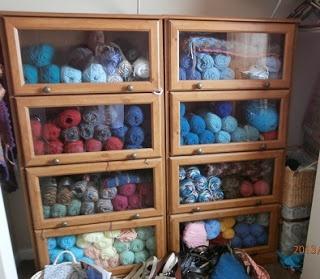 16 best Yarn cabinet images on Pinterest | Yarn storage, Storage ...