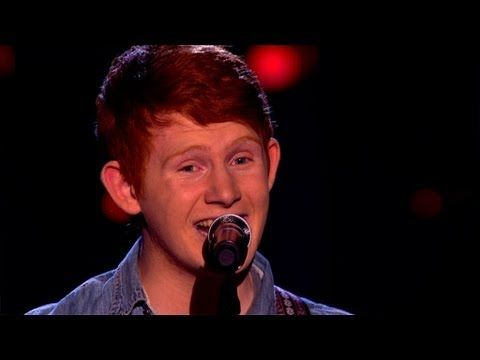 The Voice UK 2013 | Conor Scott performs 'Starry Eyed' - Blind Auditions 3 - BBC One