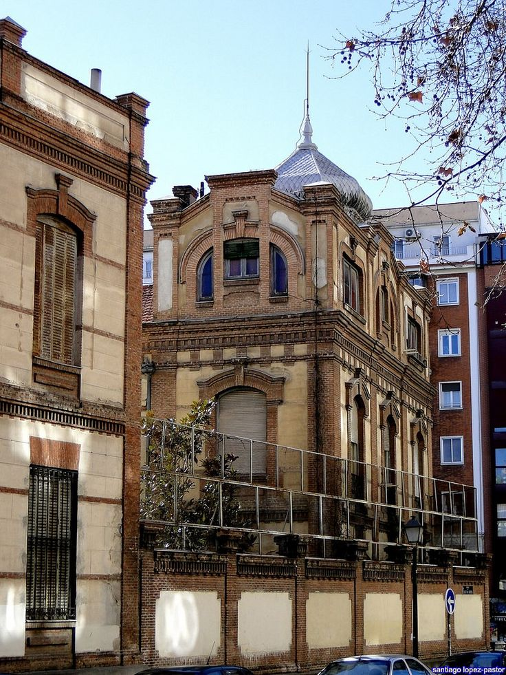 Museo de Farmacia Militar. Calle Embajadores de Madrid