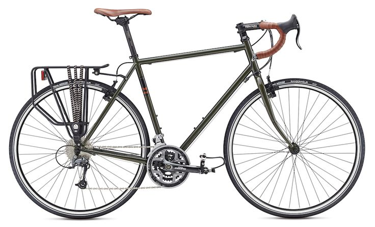 The best value touring bike in the world just got even cheaper! The 2017 Fuji Touring is one of my eight favourite touring bikes due to its amazing value!