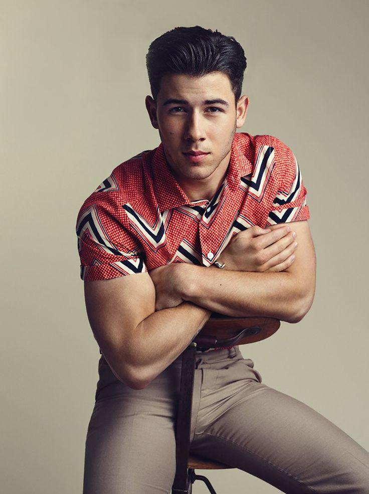 Nick Jonas...!!!
