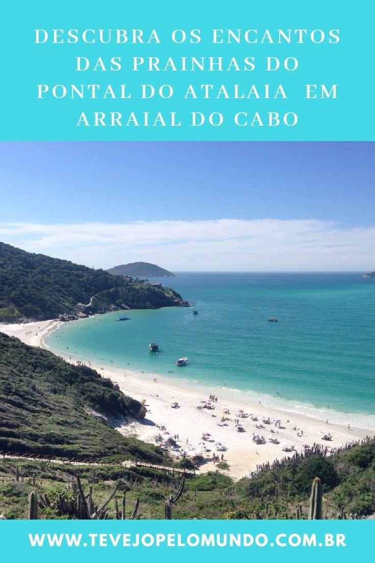 Prainhas Do Pontal Do Atalaia E Seus Encantos Praias Do Brasil