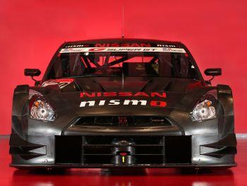 Nismo Nissan GT-R GT500 (R35) '2013–16