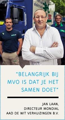 MVO Nederland pagina