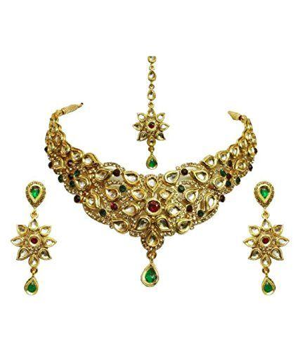 Dazzling Indian Bollywood Red & Green Stone White Stone W... https://www.amazon.com/dp/B06X187MTY/ref=cm_sw_r_pi_dp_x_YGaRybMY03FRD
