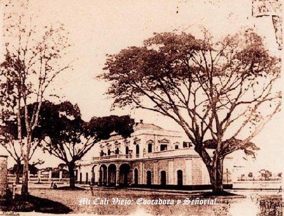 (1950). Estación del ferrocarril. PALMIRA: Biblioteca Departamental Jorge Garcés Borrero.
