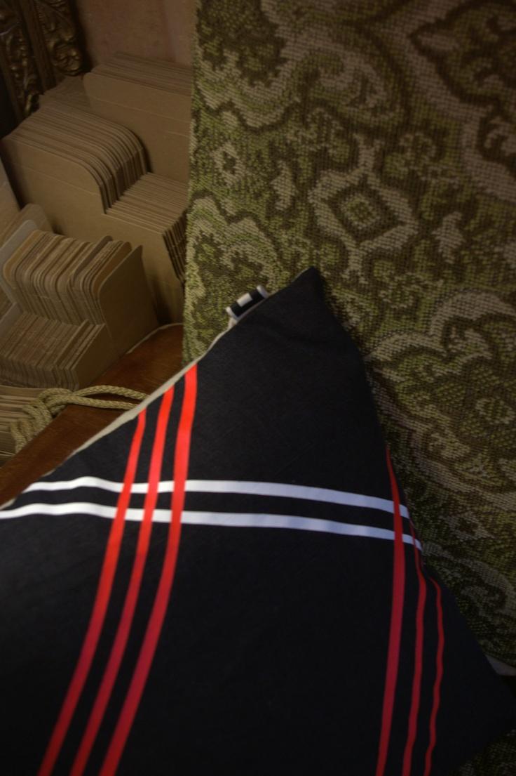 *Pillow Case Fabric 100% Linen