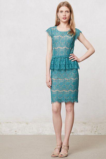 Best 25 peplum dresses ideas on pinterest peplum dress for Peplum dresses for wedding guest