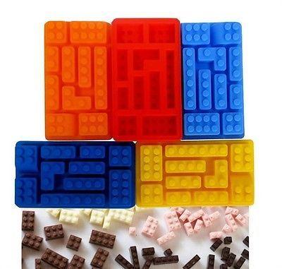 Silikonform Tortendeko Fondant Veiner Mold Fimo Schokolade Harz Eis Lego Steine