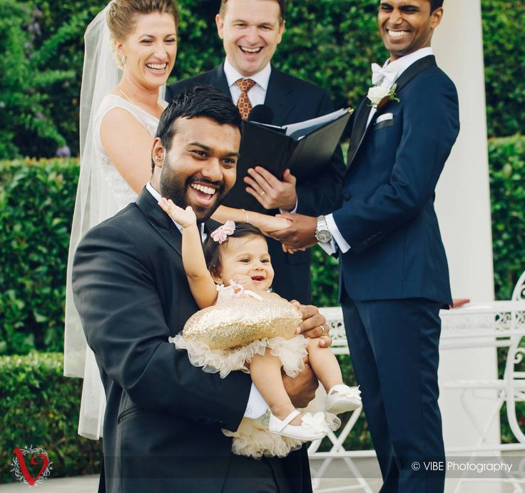A smiley bundle for the ring bearer   VIBE Photography