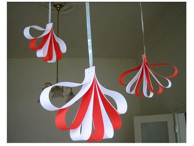 simple paper ornaments
