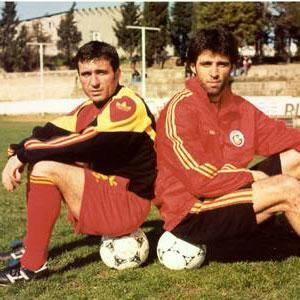 Hakan Şükür & Hagi