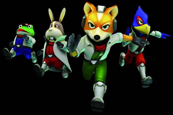Star Fox 64 Wallpapers