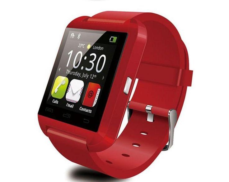 Fabrik einzelhandel 1 stücke Bluetooth Smartwatch Armbanduhr U uhr U8 smart uhr Höhenmesser für iPhone 6 Samsung HTC Android-Handy nur //Price: $US $14.09 & FREE Shipping //     #meinesmartuhrende