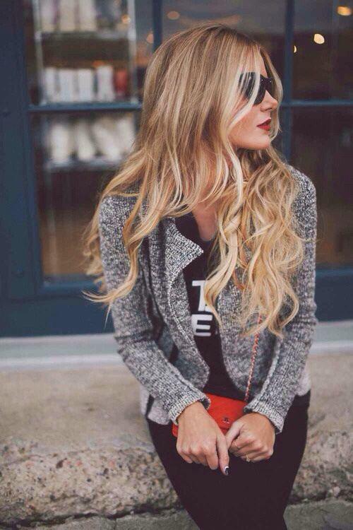 Hairstyle  Serafini Amelia   Long Natural Healthy Hair 
