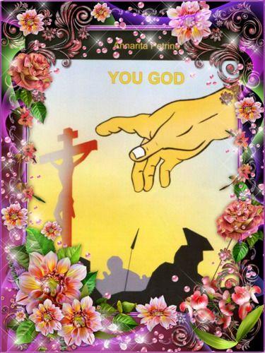 You god di Annarita Petrino