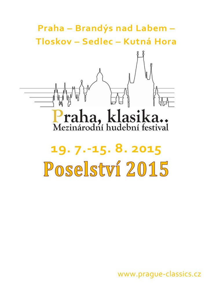 Prague, Classics.. 2015 Ameropa Hornclass SOAFP