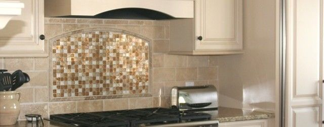 How Wonderful Traditional Kitchen Backsplash