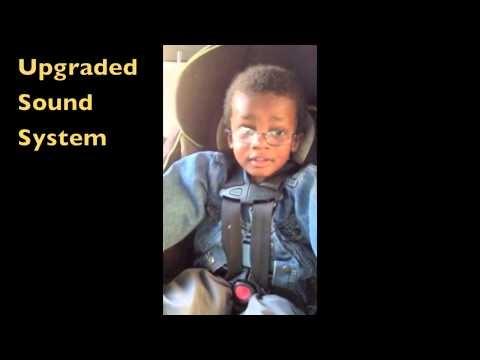 Toddler's Review of 2013 Kia Soul