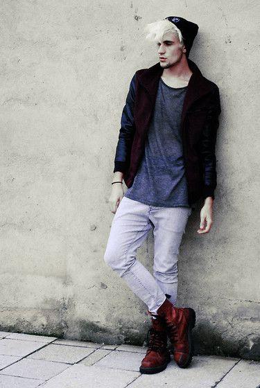 the 25 best mens grunge fashion ideas on pinterest
