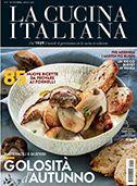 La cucina italiana. Menu di settembre.