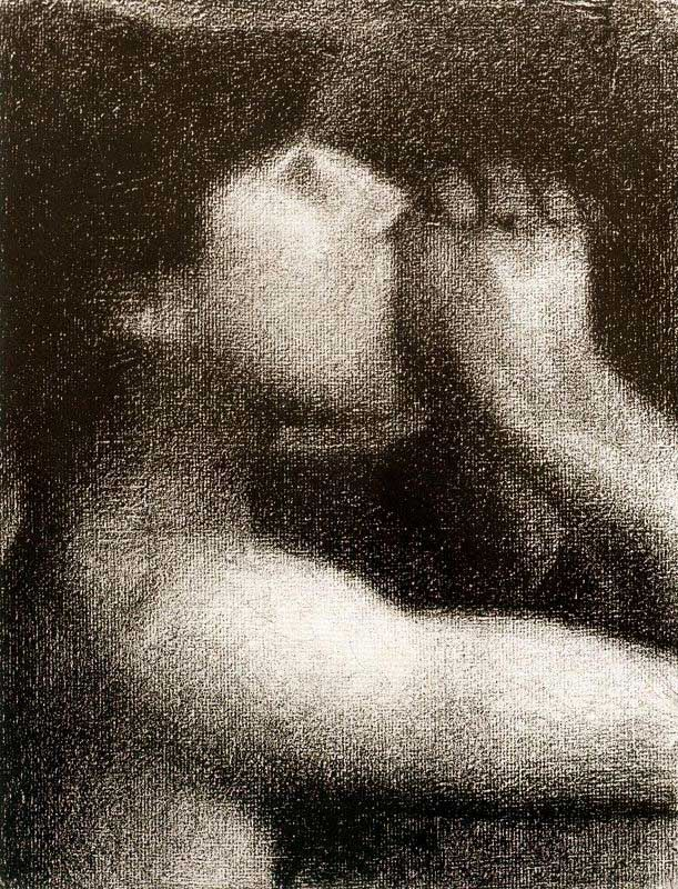 Georges Seurat, Calling