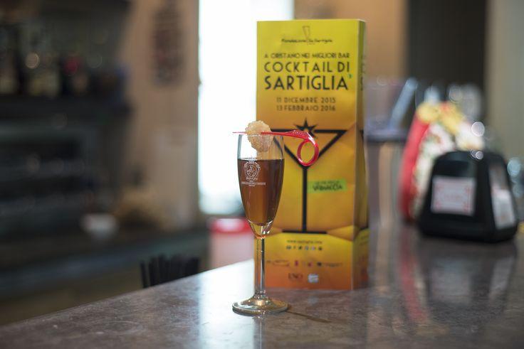 #CocktailSartiglia16 #vernaccia di #Oristano DOC - Sgarzolo (Retrò Lounge Bar)