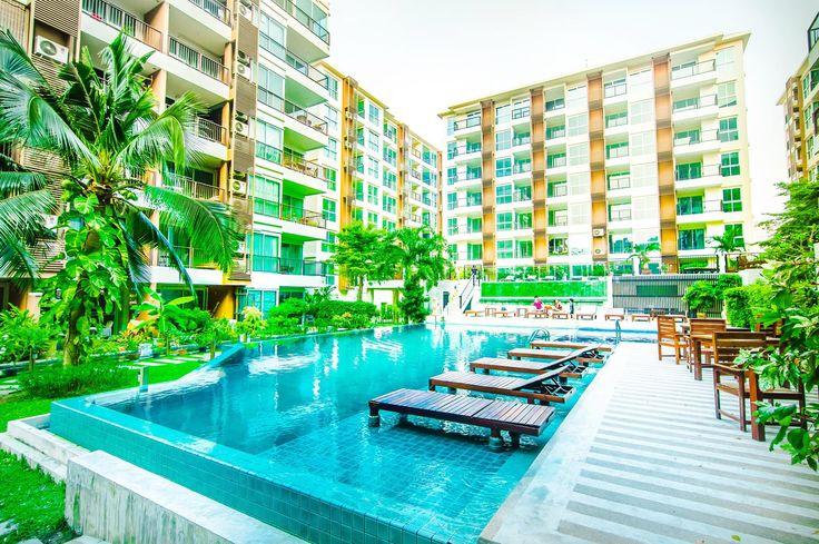 Pattaya G Residence Thailand, Asia