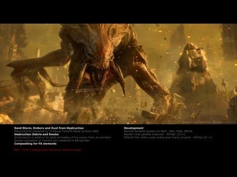 "CGI VFX Showreels HD: ""VFX Reel"" by Hosuk Chang"