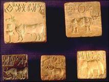 écriture indusienne