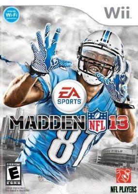 nice Madden NFL 13 - Nintendo Wii - For Sale