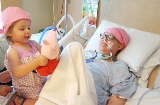 #Melissa Benoit : 6 jours sans poumon dans l'attente d'une greffe - Pourquoi Docteur ?: Pourquoi Docteur ? Melissa Benoit : 6 jours sans…