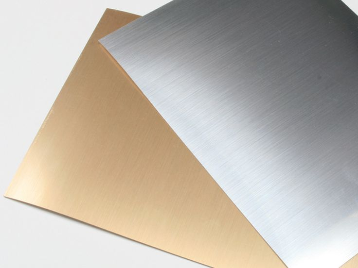 PVC metallizzato