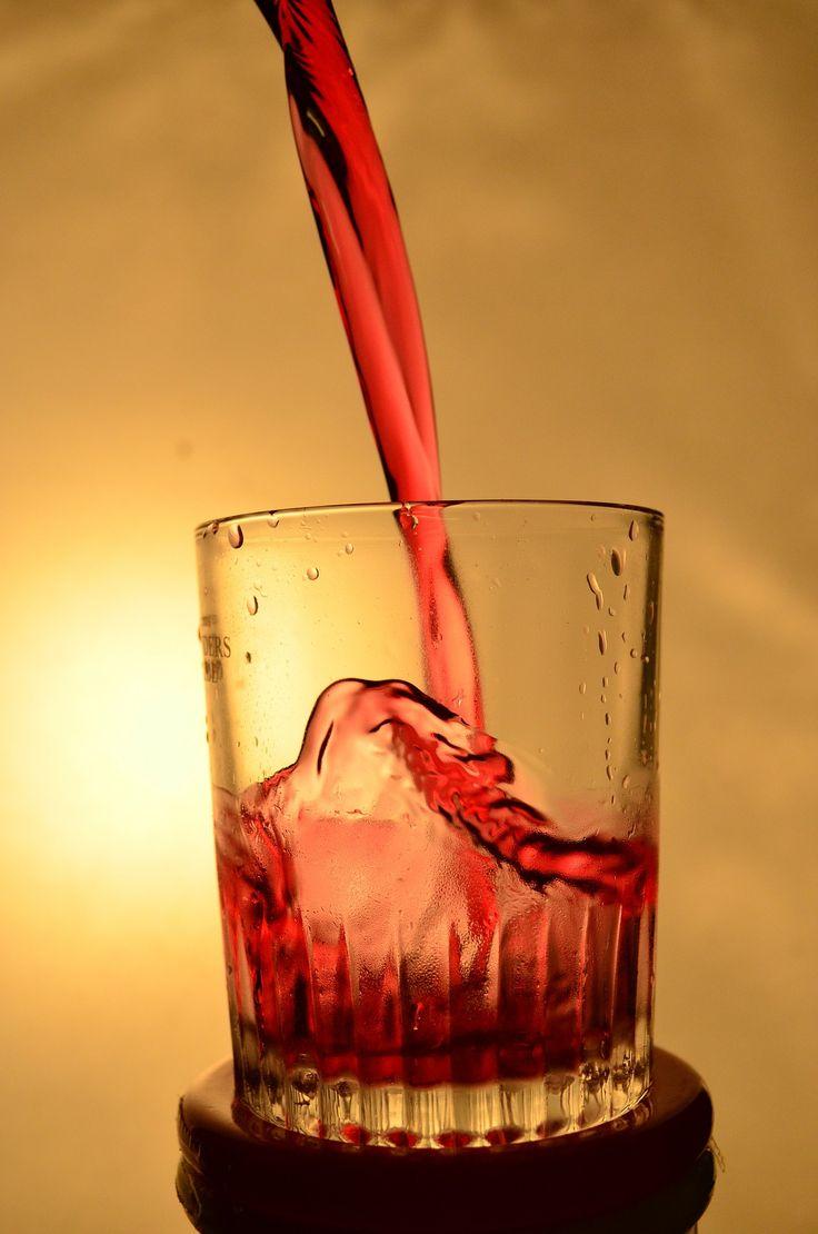 Rezept für Schlehensaft. Jetzt im Blog auf Amilavie lesen!